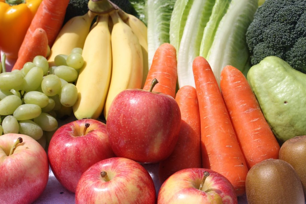 fruit, vegetable, apple